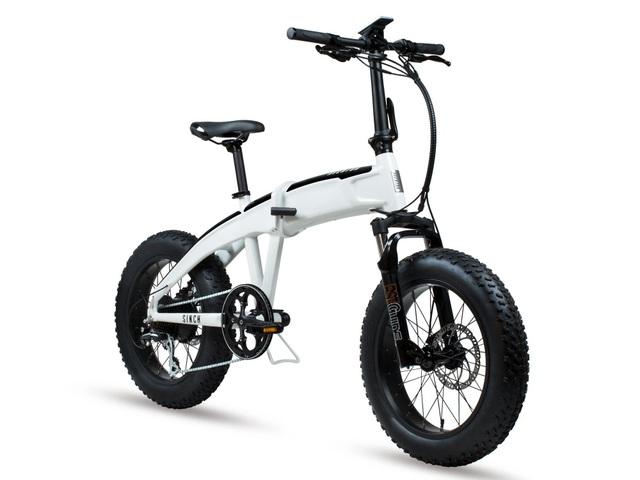 Aventon Sinch - Độc đáo xe đạp điện có thể gấp gọn - 5