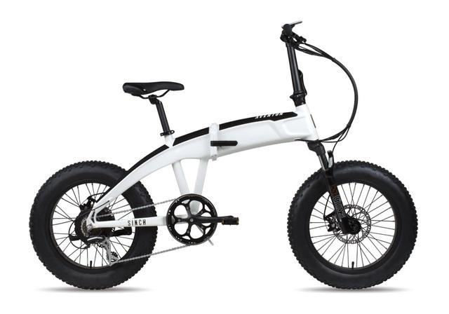 Aventon Sinch - Độc đáo xe đạp điện có thể gấp gọn - 4