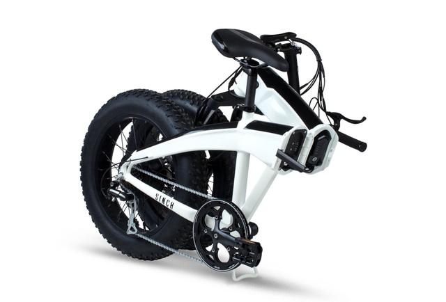Aventon Sinch - Độc đáo xe đạp điện có thể gấp gọn - 6
