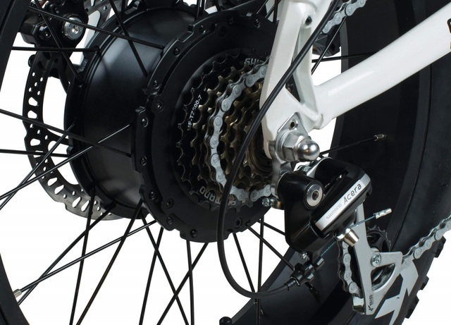 Aventon Sinch - Độc đáo xe đạp điện có thể gấp gọn - 9