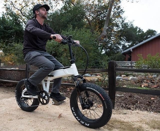 Aventon Sinch - Độc đáo xe đạp điện có thể gấp gọn - 2