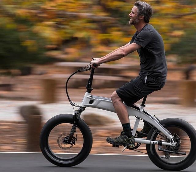 Aventon Sinch - Độc đáo xe đạp điện có thể gấp gọn - 15