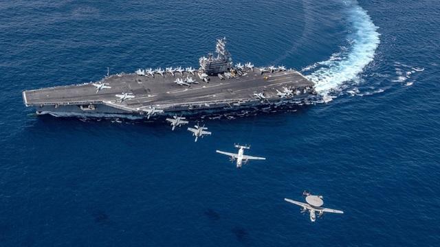 Mỹ có thể sẵn sàng thách thức Trung Quốc ở châu Á - Thái Bình Dương - 2