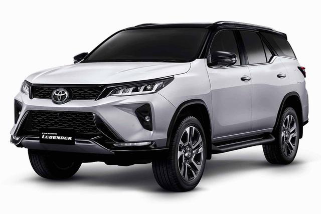 Pajero Sport 2020 sắp về Việt Nam có gì để đấu với Toyota Fortuner mới? - 2