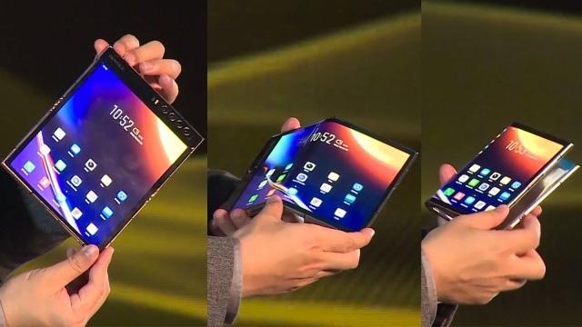 Đối thủ đáng gờm của Galaxy Z Fold2 5G- Royole FlexPai 2 trình làng - 3