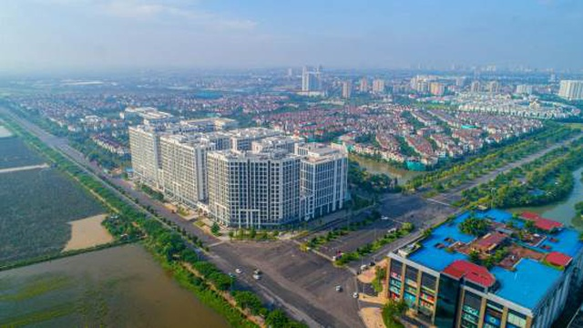 """Vinhomes bàn giao """"thần tốc"""" khu căn hộ cao cấp đều tiên tại Long Biên - 1"""