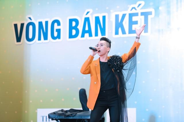 81 thí sinh tranh tài tại vòng bán kết Giọng hát hay Hà Nội 2020 - 7