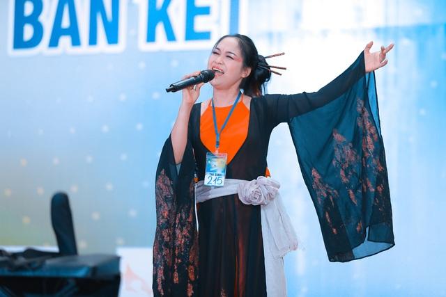 81 thí sinh tranh tài tại vòng bán kết Giọng hát hay Hà Nội 2020 - 5