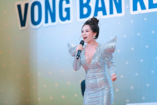 81 thí sinh tranh tài tại vòng bán kết Giọng hát hay Hà Nội 2020 - 4
