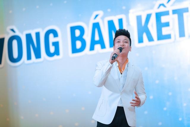 81 thí sinh tranh tài tại vòng bán kết Giọng hát hay Hà Nội 2020 - 6