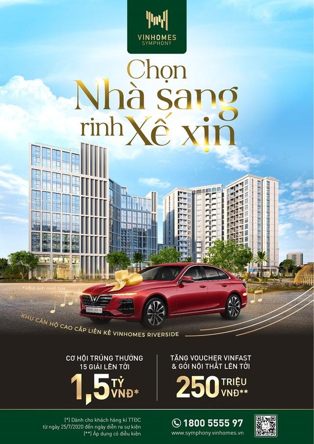 """Vinhomes bàn giao """"thần tốc"""" khu căn hộ cao cấp đều tiên tại Long Biên - 6"""