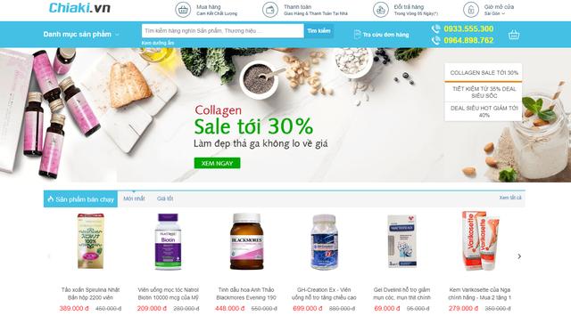 Chiaki.vn - Mua sắm trực tuyến giá tốt cho mọi nhà - 1
