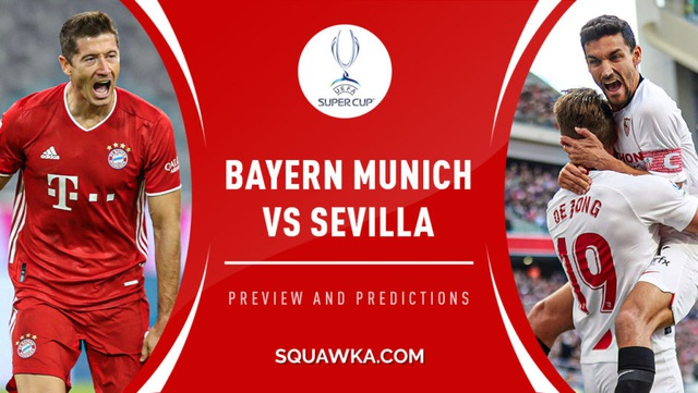 Bayern Munich - Sevilla: Tìm niềm vui trước mùa giải mới - 1