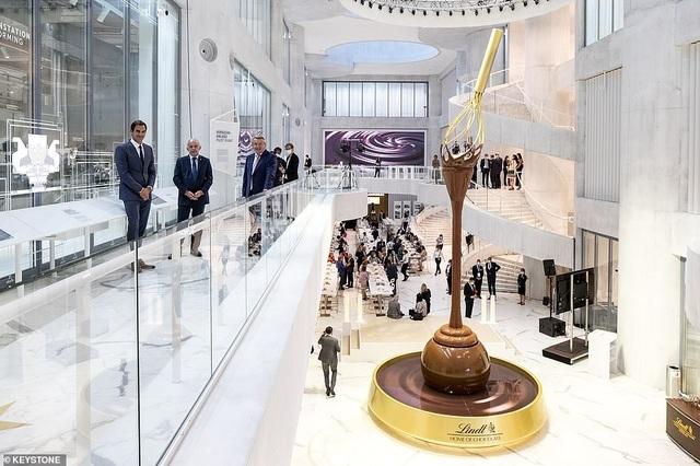 Bên trong bảo tàng socola độc nhất vô nhị trên thế giới - 1