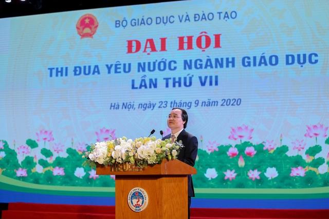 Phó Chủ tịch nước: Gắn thi đua với xây dựng môi trường giáo dục lành mạnh - 2