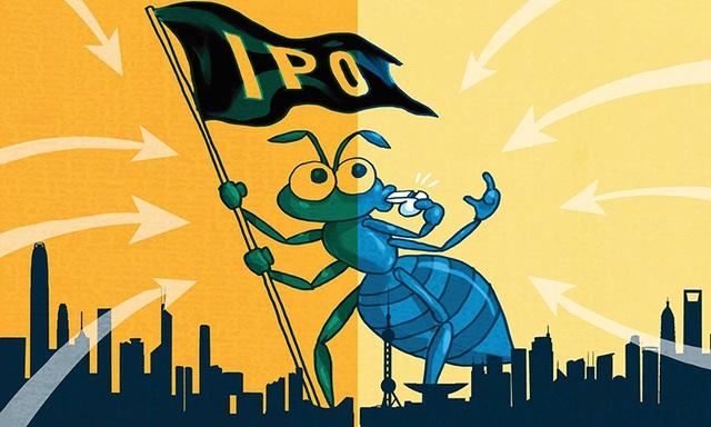 Công ty tài chính của tỷ phú Jack Ma muốn có 35 tỷ USD từ đợt IPO kép - 1
