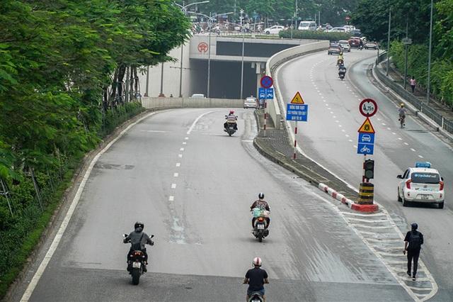 Hà Nội: Có hay không lỗi vi phạm sai làn đường trong hầm đường bộ Kim Liên? - 2