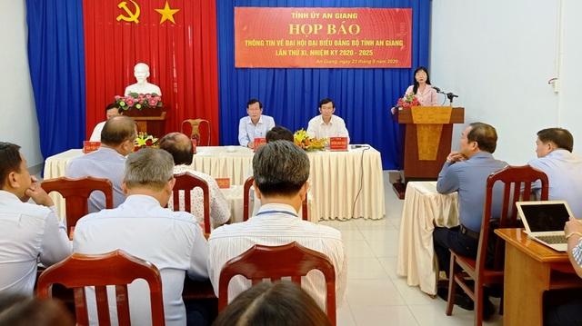 Đến 2025, An Giang sẽ là tỉnh có kinh tế thuộc nhóm đầu ĐBSCL - 1