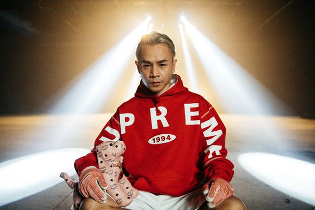 """Hoàng Thùy Linh """"đối đầu"""" Rapper Binz - 2"""