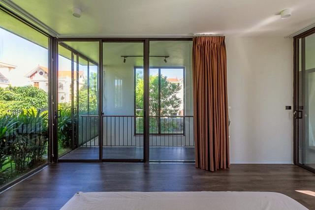Mãn nhãn với ngôi nhà đẹp như ốc đảo xanh ở Ninh Bình - 10