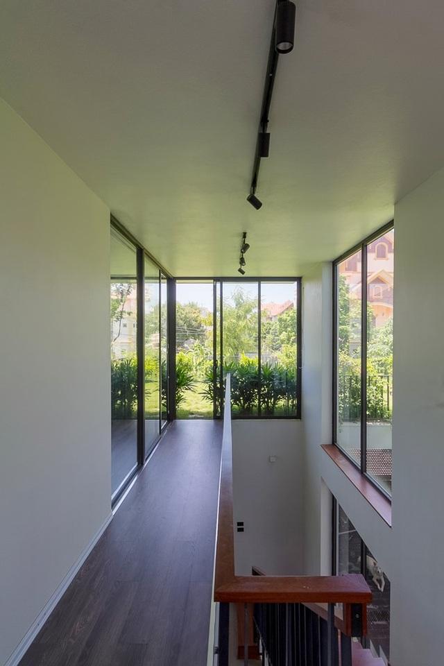 Mãn nhãn với ngôi nhà đẹp như ốc đảo xanh ở Ninh Bình - 11