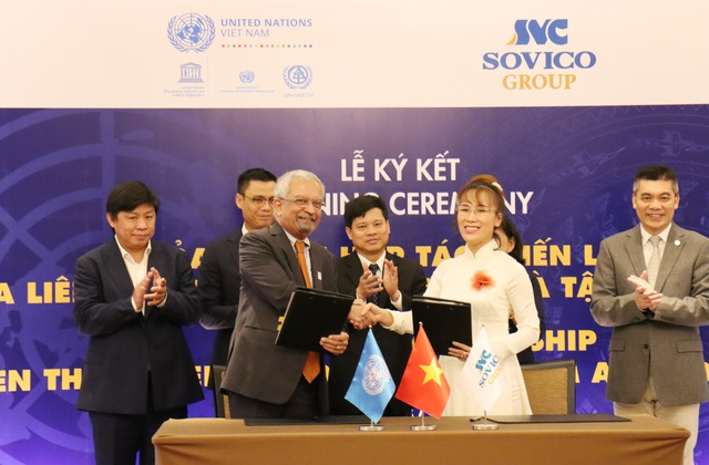 Hợp tác đưa văn hóa làm trung tâm phát triển bền vững tại Việt Nam - 1
