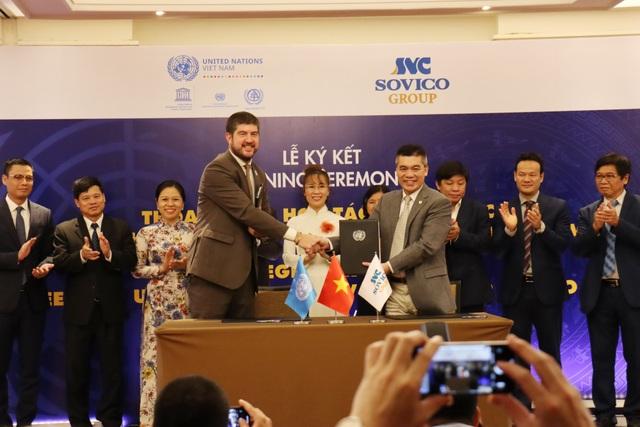 Hợp tác đưa văn hóa làm trung tâm phát triển bền vững tại Việt Nam - 2