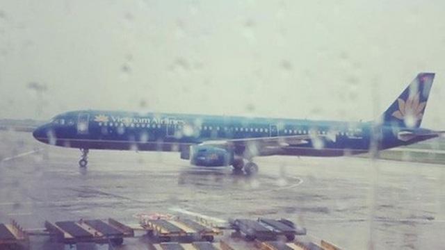 Sét đánh tử vong một nhân viên kỹ thuật máy bay tại Nội Bài - 1