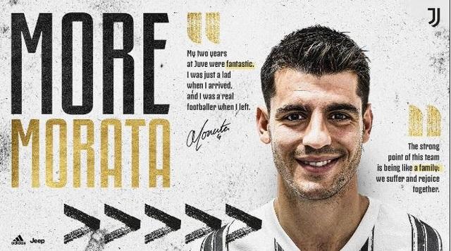 Nhật ký chuyển nhượng ngày 23/9: Morata trở thành đồng đội của C.Ronaldo - 3