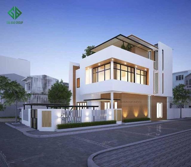 Thiết kế nhà phố 2 mặt tiền và những ưu điểm tuyệt vời - 3