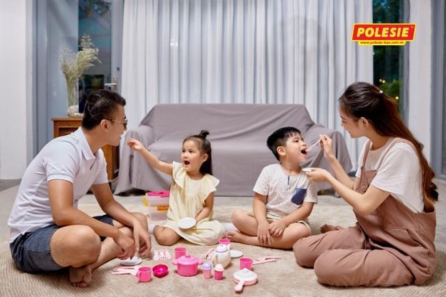 Cha mẹ thông thái lựa chọn đồ chơi Polesie nhập khẩu Châu Âu - 1