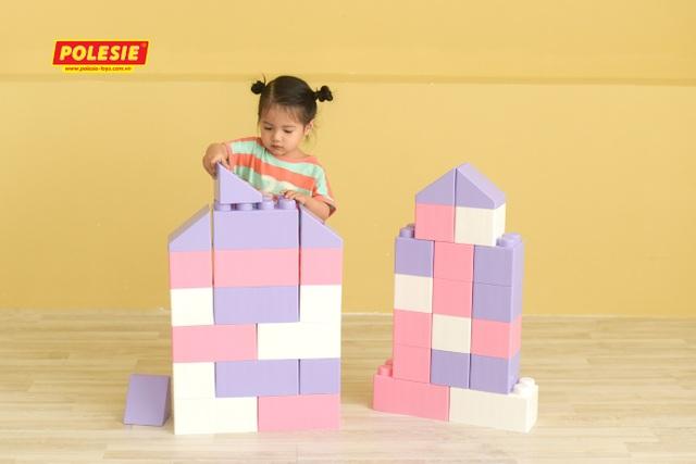 Cha mẹ thông thái lựa chọn đồ chơi Polesie nhập khẩu Châu Âu - 4
