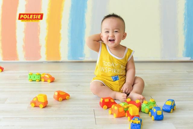 Cha mẹ thông thái lựa chọn đồ chơi Polesie nhập khẩu Châu Âu - 5