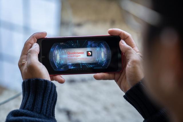 Qualcomm ra mắt chip Snapdragon 750G, mang 5G lên smartphone tầm trung - 1