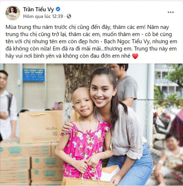 Top 3 Hoa hậu Việt Nam mang Trung thu đến cho bệnh nhi Ung bướu - 9