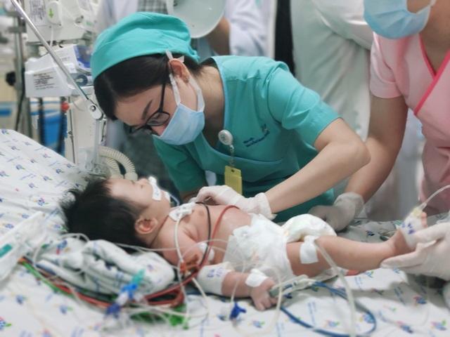 Bé sơ sinh ngộ độc nặng vì trong thai kỳ, mẹ ăn quá nhiều củ dền - 2