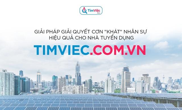 Timviec.com.vn giúp sinh viên mới ra trường tìm việc lương cao - 2