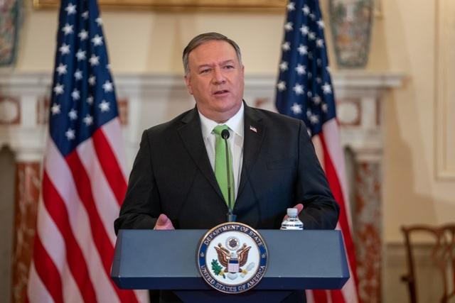 Ngoại trưởng Mỹ cảnh báo về chiến dịch gây ảnh hưởng của Trung Quốc - 1