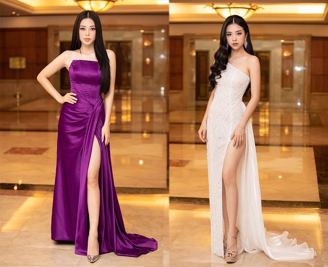 Hoa hậu Trần Tiểu Vykhóc khi chia sẻ về 2 năm đương nhiệm - 9