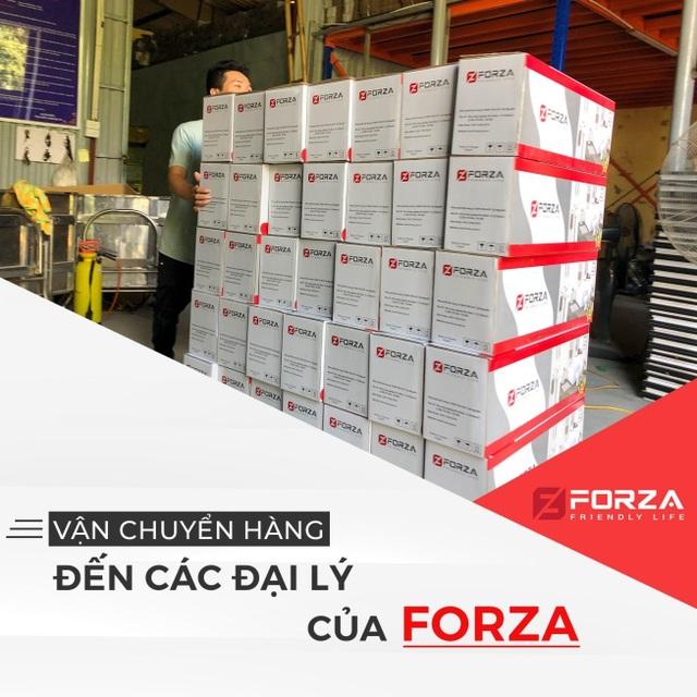Cơ hội hợp tác phát triển cùng thương hiệu Forza và tham vọng phủ sóng đại lý trên toàn quốc - 3