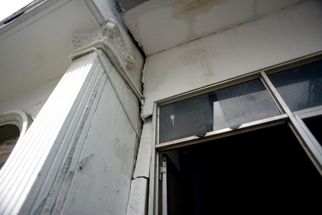 TPHCM chỉ đạo khẩn vụ xây cao ốc làm lún nền, nứt tường bảo tàng - 4