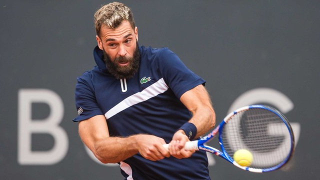 Giải quần vợt ở Đức gây sốc khi cho phép tay vợt tái nhiễm Covid-19 thi đấu - 2