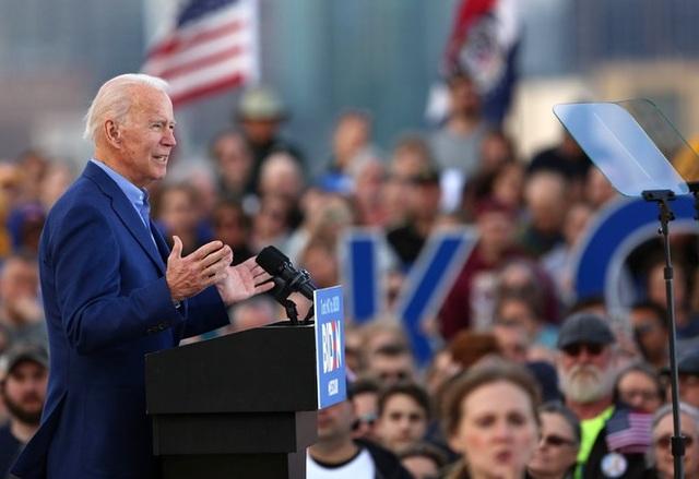 """5 trở ngại có thể khiến ông Biden """"vỡ mộng"""" Nhà Trắng - 1"""