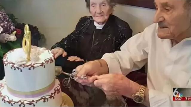 Cuộc hôn nhân 85 năm của cặp vợ chồng trăm tuổi - 1