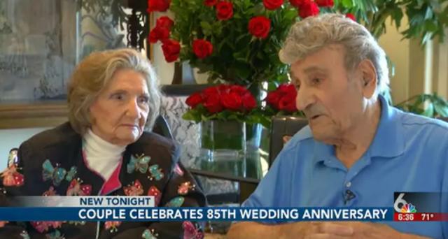 Cuộc hôn nhân 85 năm của cặp vợ chồng trăm tuổi - 2