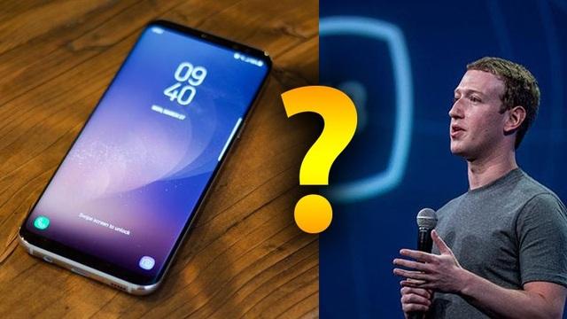 Bất ngờ trước chiếc điện thoại ruột của CEO Mark Zuckerberg - 1