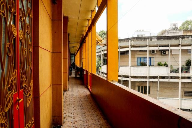 Khám phá ngôi chùa tồn tại nửa thế kỷ trong chung cư giữa Sài Gòn - 4