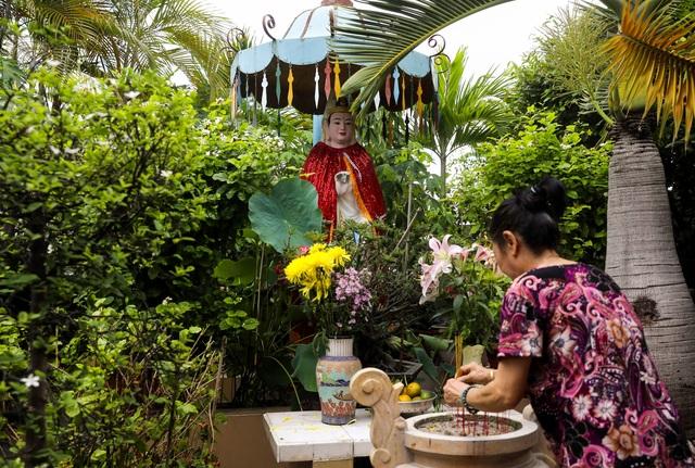 Khám phá ngôi chùa tồn tại nửa thế kỷ trong chung cư giữa Sài Gòn - 17