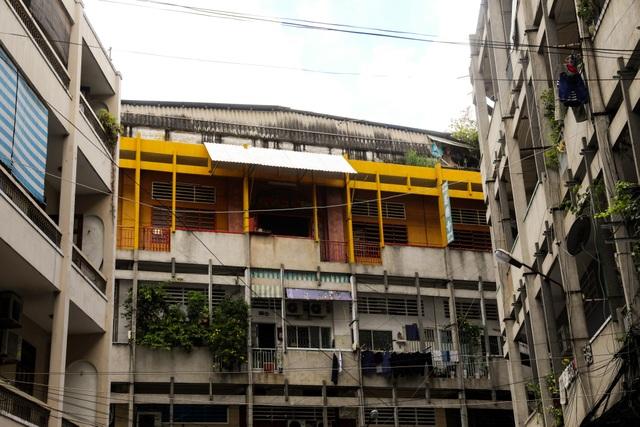Khám phá ngôi chùa tồn tại nửa thế kỷ trong chung cư giữa Sài Gòn - 2
