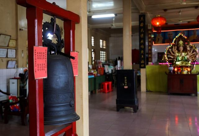 Khám phá ngôi chùa tồn tại nửa thế kỷ trong chung cư giữa Sài Gòn - 10